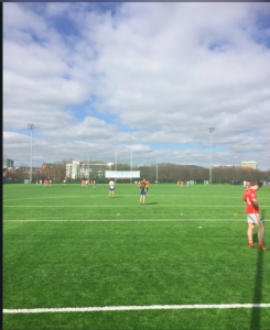 Naomh Brid christen new Ormeau pitch