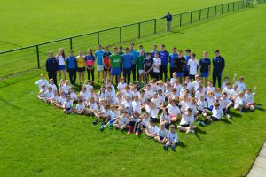 St Brigids GAC Summer Camp Dates