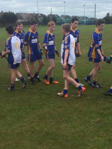 St Brigids U14 Boys Win Feile Title