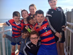 Bríd Óg U12s Keep It Scenic