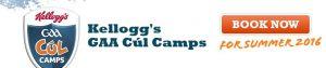 St Brigids Cul Camp