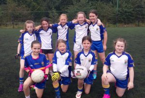 U10 girls football Winter league