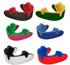New Rules on Mouthguards