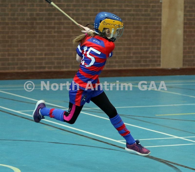 Hurling & Camogie Training is back on Mondays 6.30pm Under Lights at Harlequins