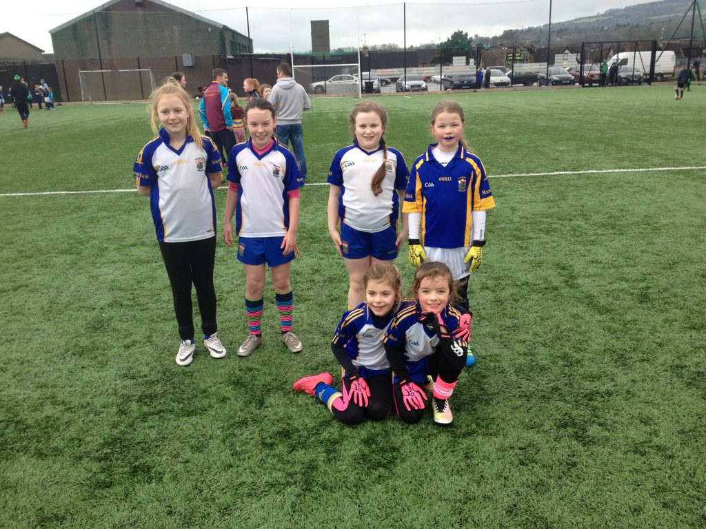 U10 Girls Winter Blitz