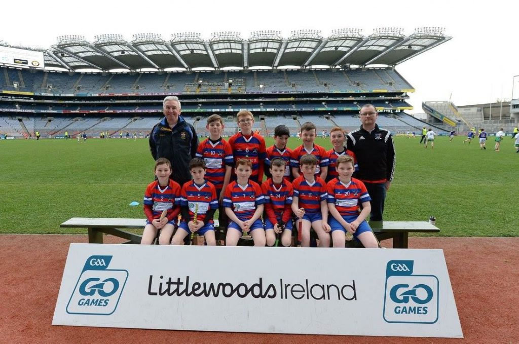 U12 Hurlers at Croke Park and Musgrave Park
