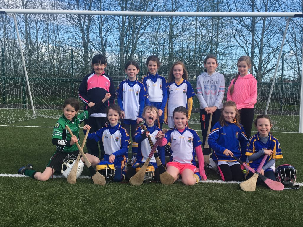 Camogie & hurling training for P1/7 at Musgrave Park 6:30- 7:30 pm Mondays
