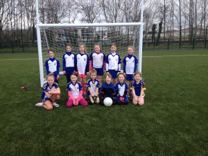 U10 Girls Continue their winning ways at Blitz. Well done to the U10 Girls who won all three games at the recent Blitz and remain undefeated in all three Blitz's this year.