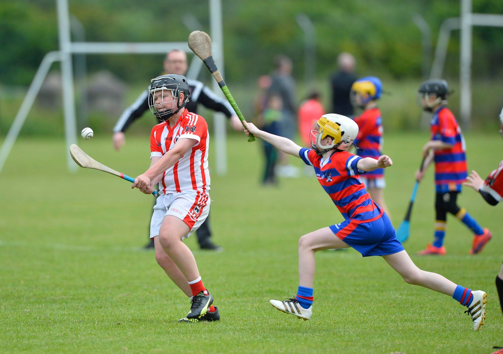 Hurling Go Games at Mugrave Park Saturday 10th June