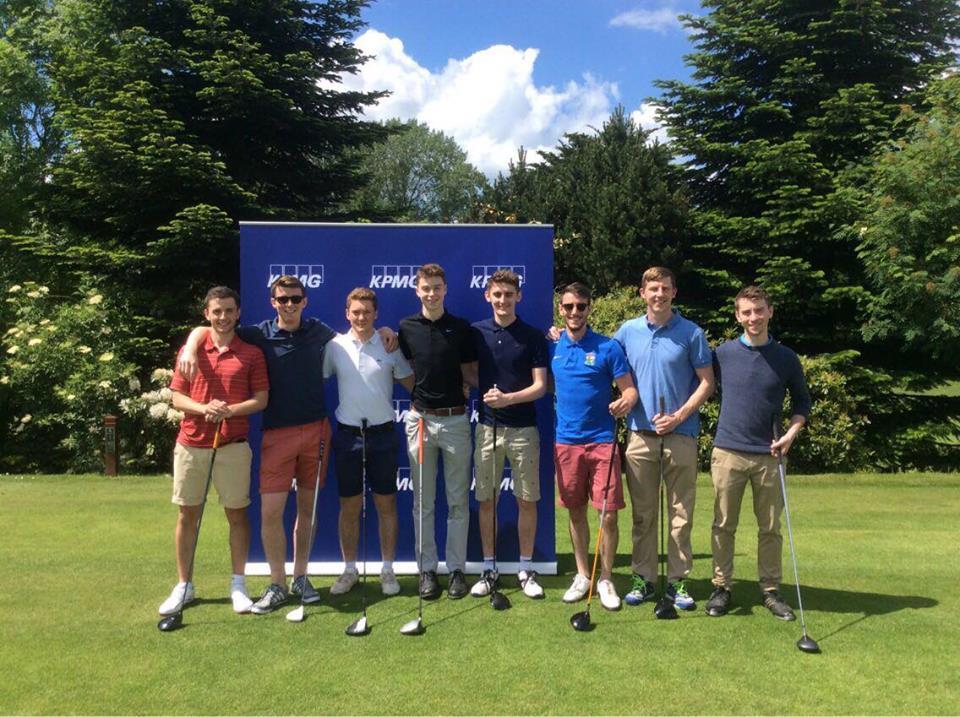 St Brigid's GAC Senior Players 2017 Golf Day
