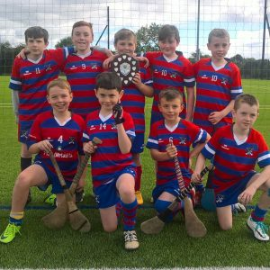 Congratulations to our P6 & P7 Hurlers – Winners of the Moneyglass Maggie Close Memorial Shield 2017