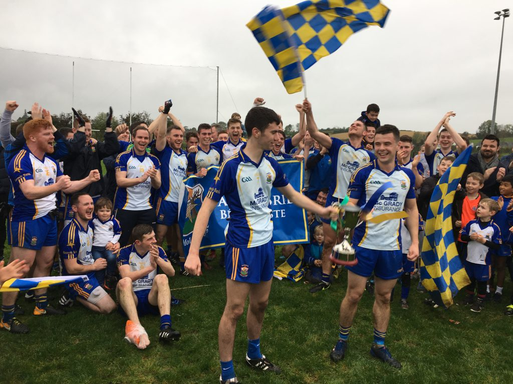 Senior men secure Intermediate title