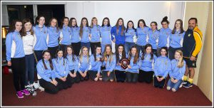 Naomh Brid Girls Celebrate A Memorable Year