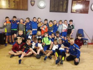 U10.5 Party Night & Prize-Giving
