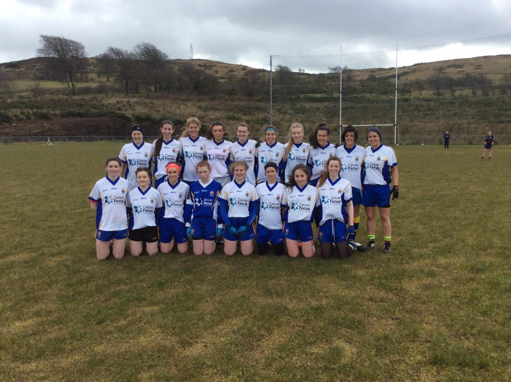 Senior Ladies Footballers: Coach Wanted And New Players Welcome