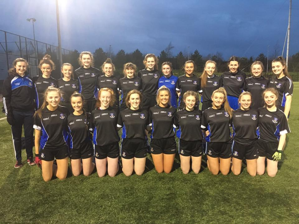 St Brigid's Players Star For Colleges In Ulster And Irish Successes