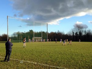 St Brigid's Seniors Produce Storming Second Half To Defeat Maghery In Ulster League