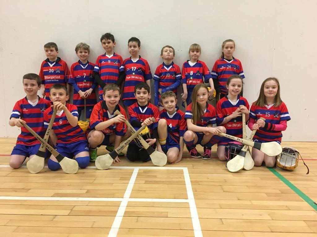 Brid Og Make History In North Antrim Hurling League
