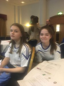 St Brigid's' Young Volunteers Recognised At Goldmark Award Ceremony!