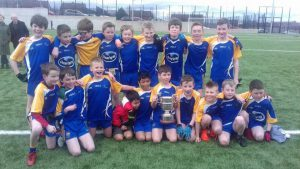 St Bride's PS Win Raffo Cup!
