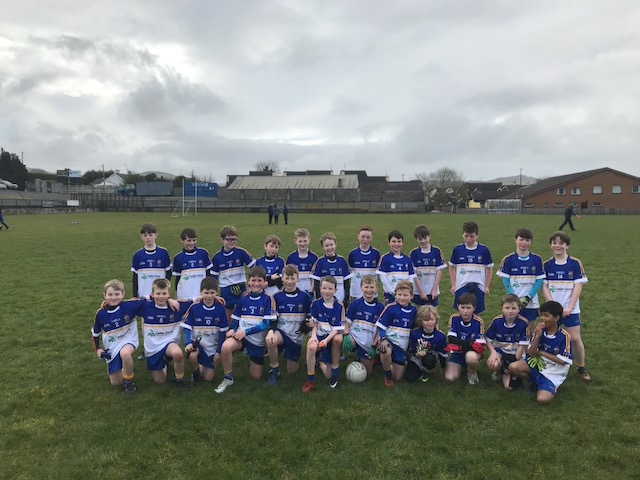 U12 Boys Footballers Enjoy Trip To Mayobridge