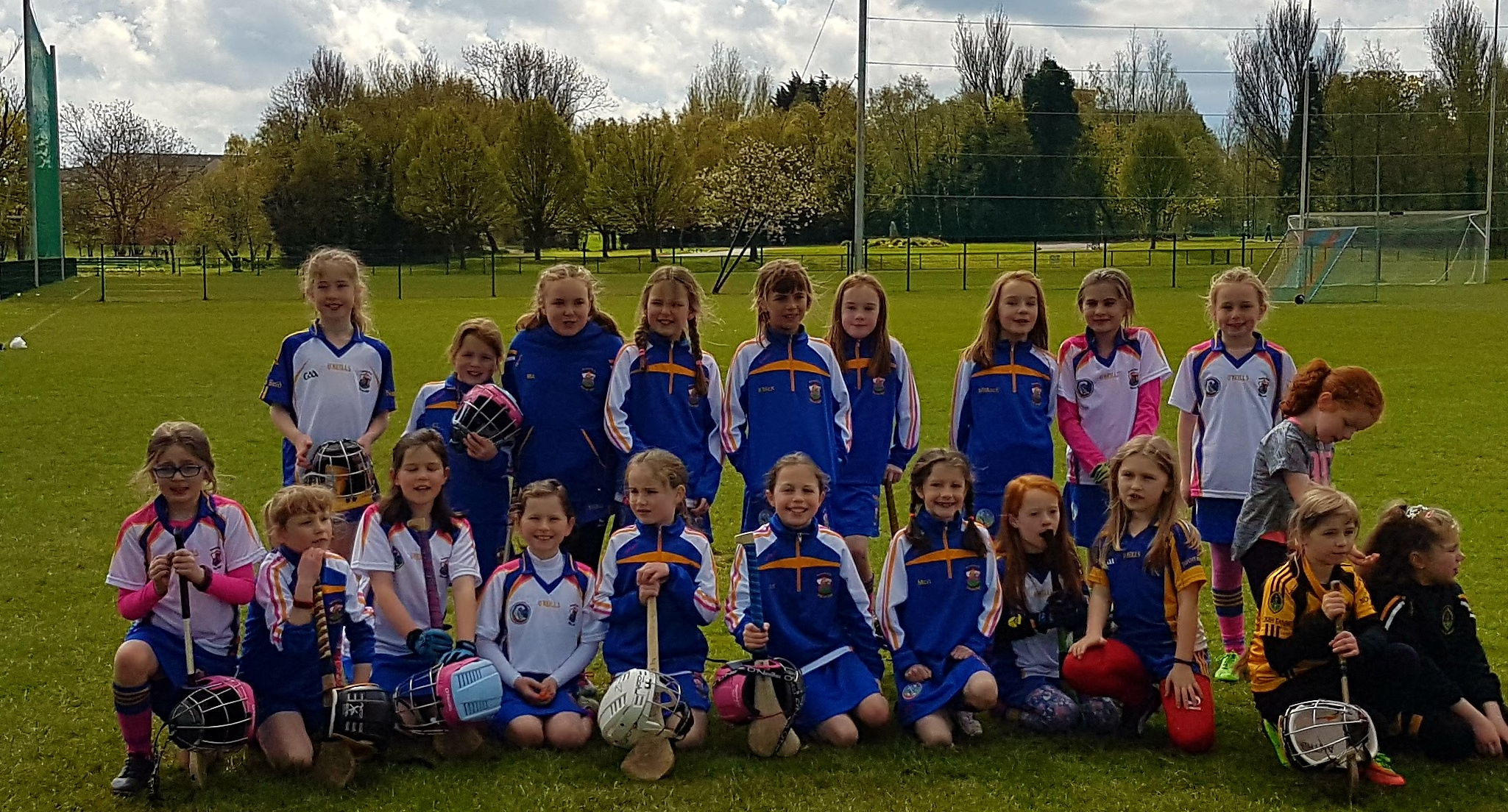 From Camogie To Coffee And Cake: U10s Host Cracking Blitz At Musgrave