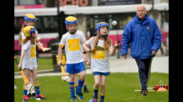 Gaelfast project to promote Gaelic games across Belfast