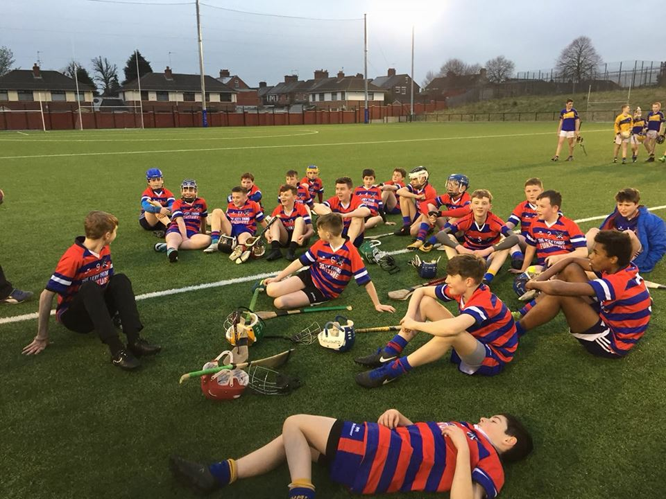 Brid Og U12s And U14s Excel In Feile And League Encounters