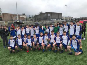 """St Brigid's """"Singing In The Rain"""" As They Collect First Ever County Feile Title"""
