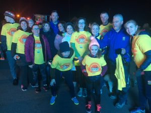 Great Club support at Darkness into Light 2018