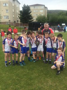 U10 Boys Lift Jack McCartan Shield!