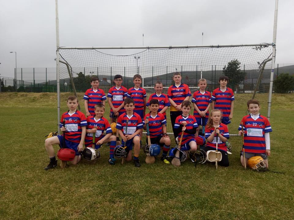 U12 Hurlers Claim League Title