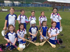 U8 Camogie Blitz at Rossa