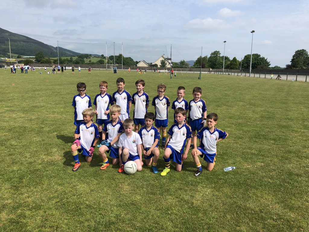 P3s And P4s Have A Blast In Dromintee