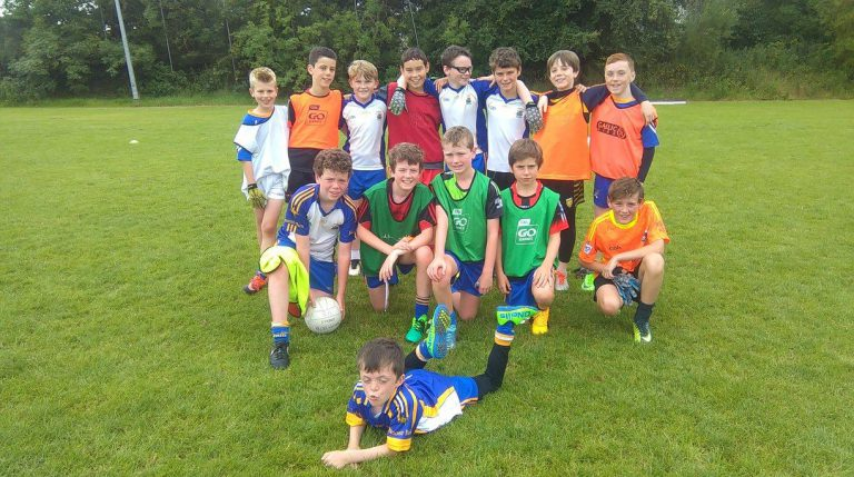St Brigid's GAC – Summer Camps 2018