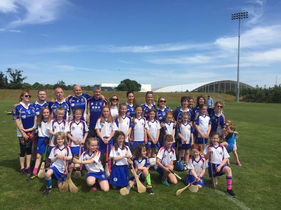 Camogs (And Parents!) Have A Ball At National 'Come Hurl With Me' Blitz