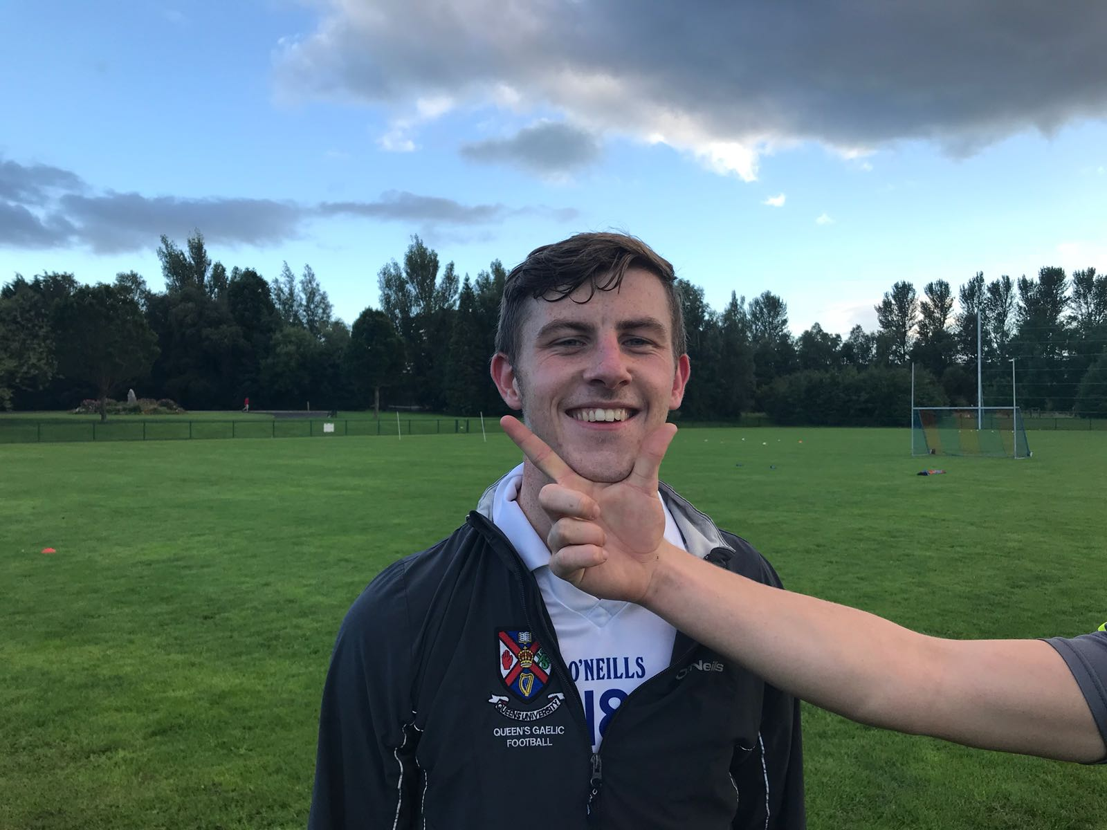 A Minute With…Cathal Conway