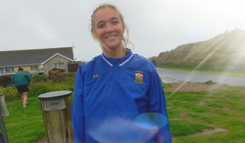 A Minute With….Anna Finnegan