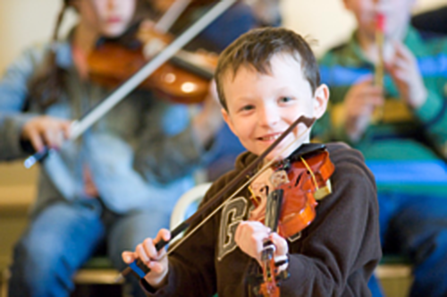Fancy Learning Traditional Music (All Ages)? Here's Your Chance…