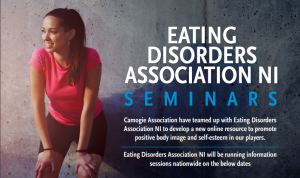 Camogie Association To Provide Eating Disorders Info Sessions And Online Resources