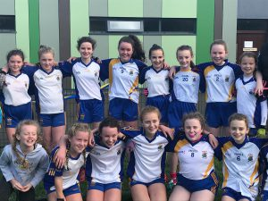 U12/U11 Ladies Football Success