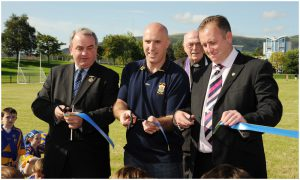 A History Of St Brigid's GAC: Musgrave Park Opens For Business!