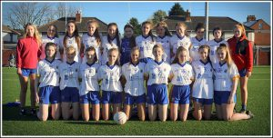 Brave U16 Girls Just Miss Out In Final
