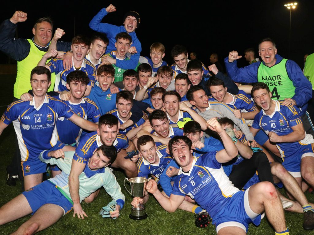 U21s Win County Championship With Epic Victory Over Dunloy