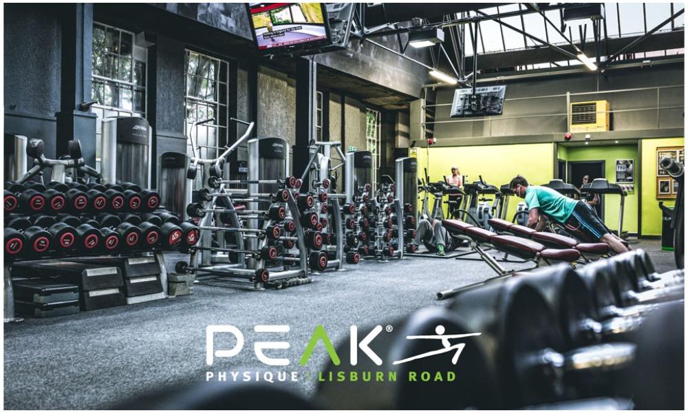 20% Peak Physique Discount For St Brigid's Members