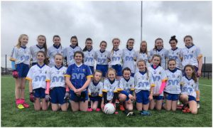 St Brigid's Ladies Make Antrim U13 And U15 Panels!