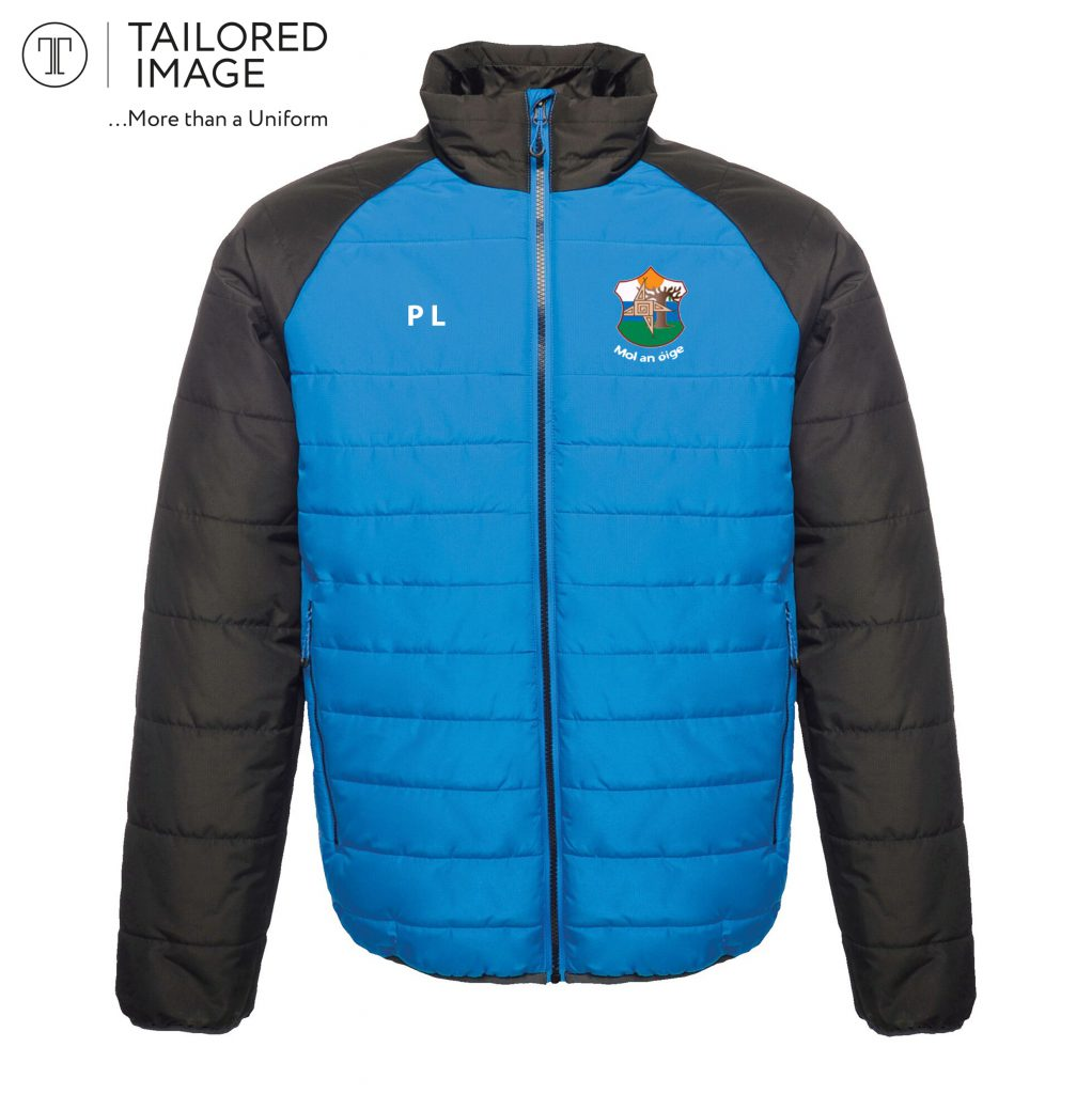 St Brigid's GAC 'Supporters Jacket' Now Available To Purchase