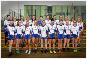 U16 Girls Taste Victory In First League Encounter