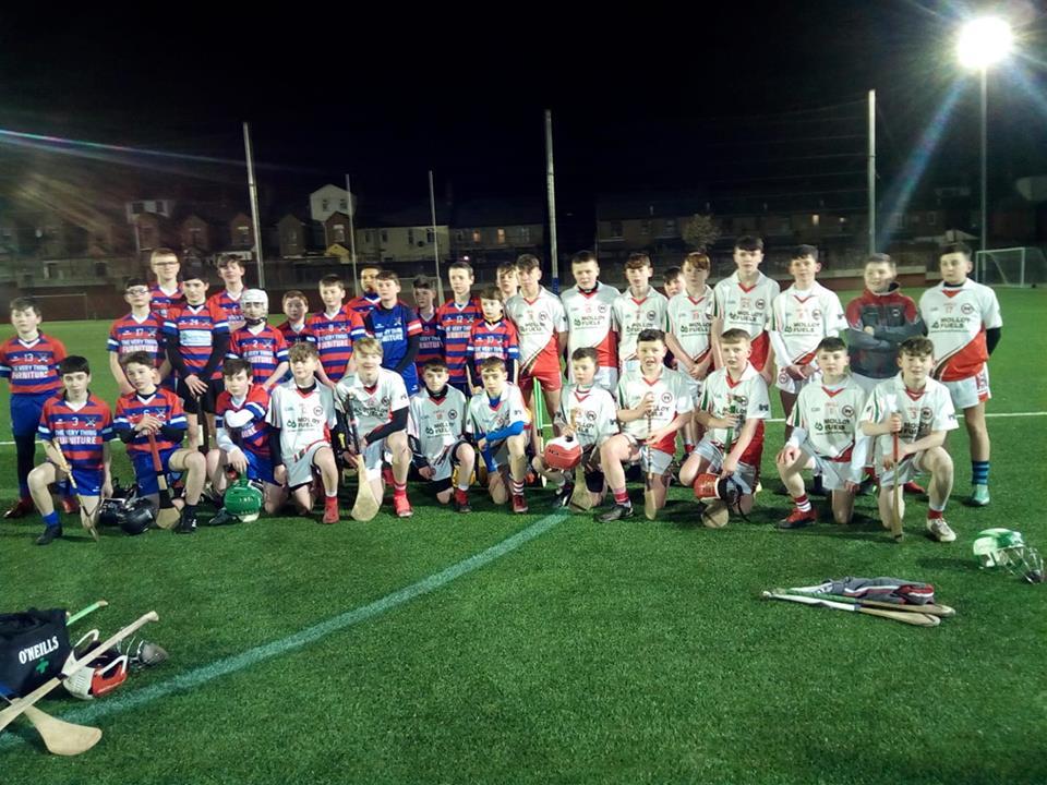 Brid Og U14s Take On Bredagh And Eoghan Ruadh, Dungannon