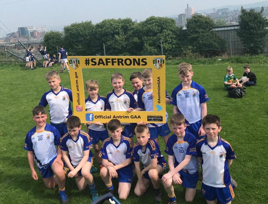 U12s Enjoy O'Donnell's Tournament